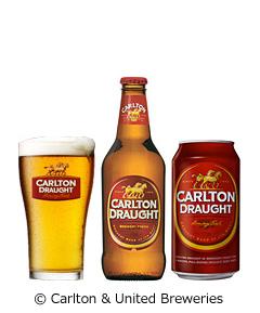 カールトンドラフト (CARLTON DRAUGHT)