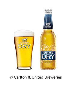 カールトンドライ (Carlton Dry)