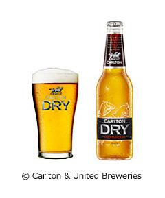 Carlton Dry Fusion Black カールトンドライ フュージョンブラック
