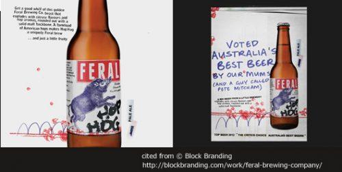 FERAL BREWING COMPANY(フェラルブルーイングカンパニー) ビールパッケージ