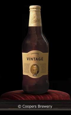 クーパーズエクストラストロングヴィンテージエール (Coopers Extra Strong Vintage Ale)