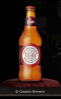 クーパーズスパークリングエール (Coopers Sparkling Ale)