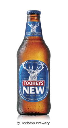 トゥーイーズニュー (Tooheys New)