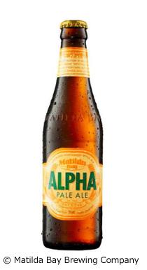 アルファペールエール (Alpha Pale Ale) (マチルダベイブルーイングカンパニー)